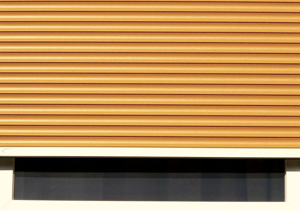 Bon plan maison : installer des volets roulants