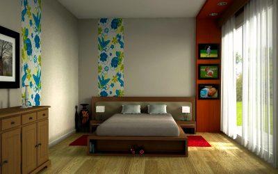 Comment gagner de l'espace dans votre chambre à coucher ?