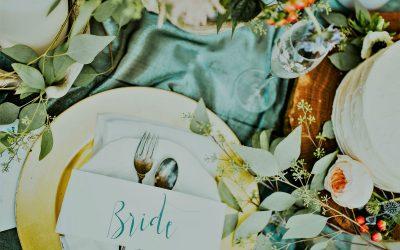 3 conseils pour une décoration de mariage chic à petit budget