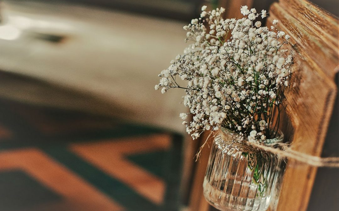 Bon plan décoration de mariage pas chère : misez sur le DIY