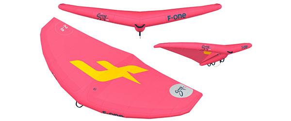 Swing F-ONE : Le modèle reconduit avec de nouvelles couleurs